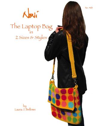 Free Knitting Pattern 60336A Sweater Bag : Lion Brand Yarn