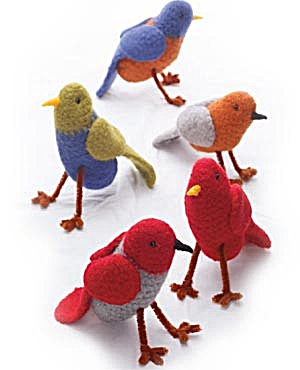 Crochet bird patterns - Squidoo : Welcome to Squidoo