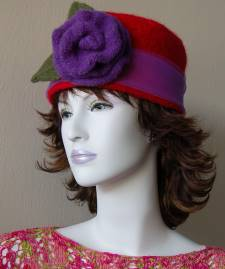 AFRICAN PILLBOX HAT KNITTING PATTERN   FREE Knitting PATTERNS