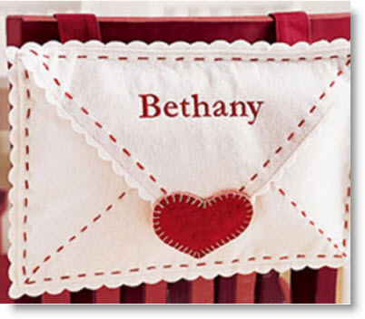 Felt Craft Ideas Adults on Diy Felt Valentine Envelopes  Pottery Barn Kids Style     Felting