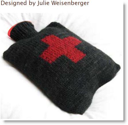 Hot Water Bottle Cover Knitting Pattern | eBay