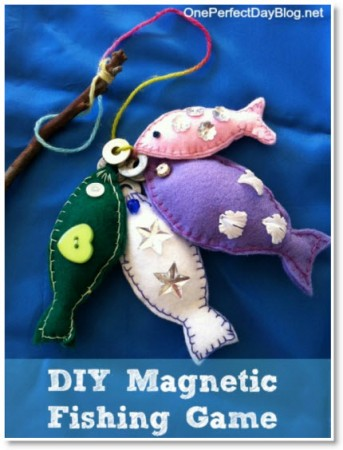 Felting patterns projects and techniques for Magnet fishing tips